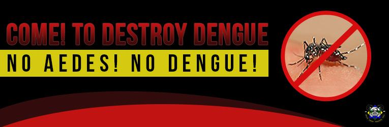 Come, To Destroy Dengue