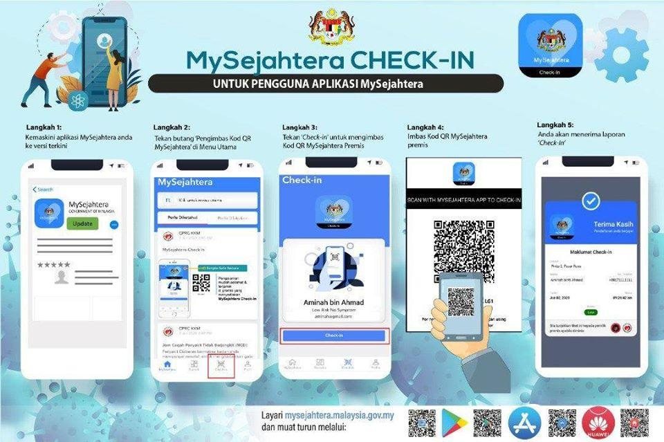 mysejahtera-check-in